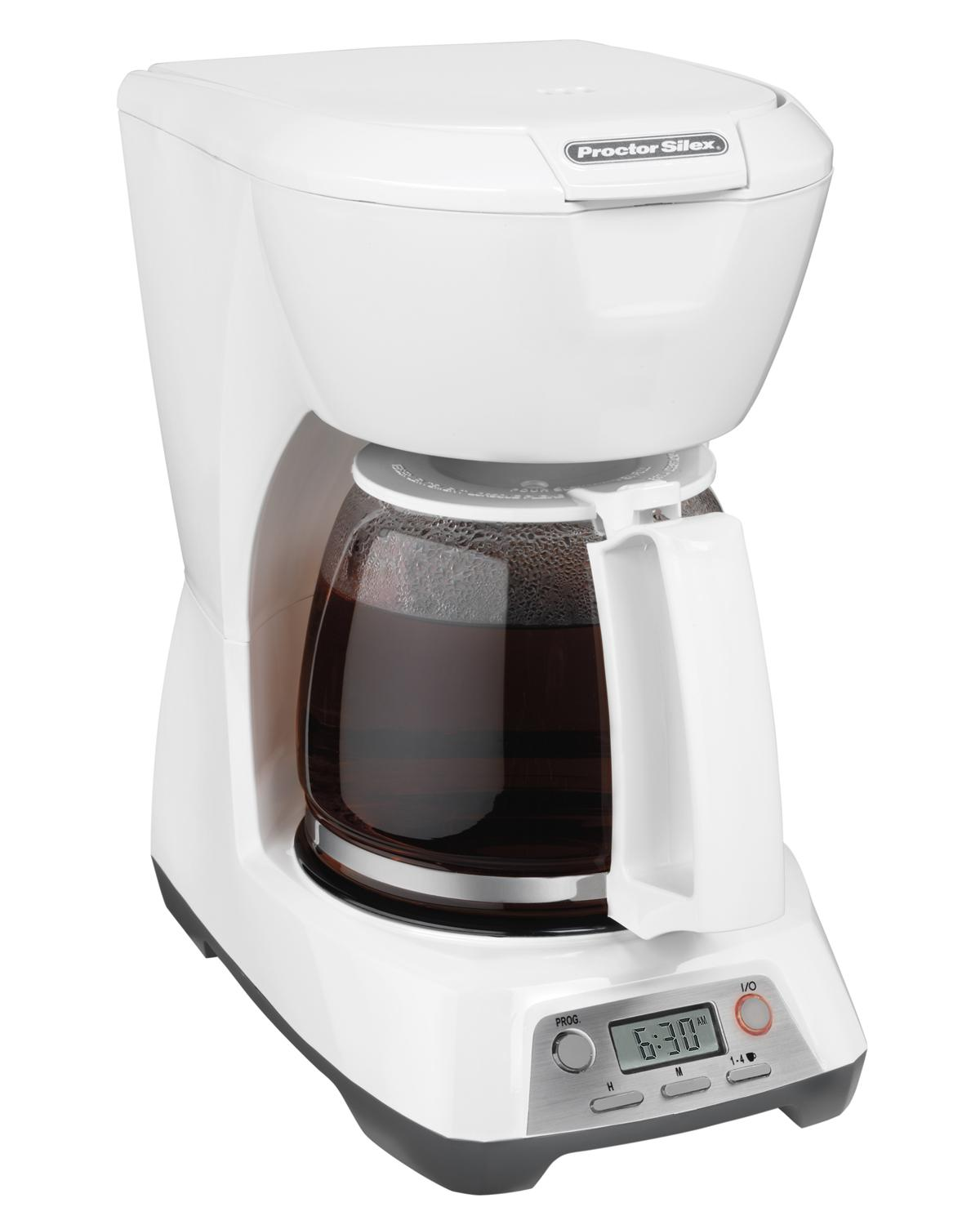Amazoncom Proctor Silex 43671 12 Cup Programmable Coffeemaker