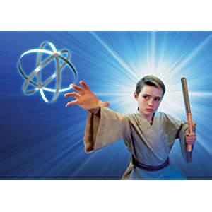 star wars, training, levitation, mylar, experiment