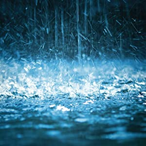 natural rain sound for sleep therapy