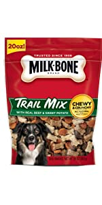 Amazon.com : Milk-Bone Brushing Chews Daily Dental Mini