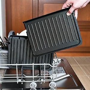 Dishwasher-Safe Drip Tray
