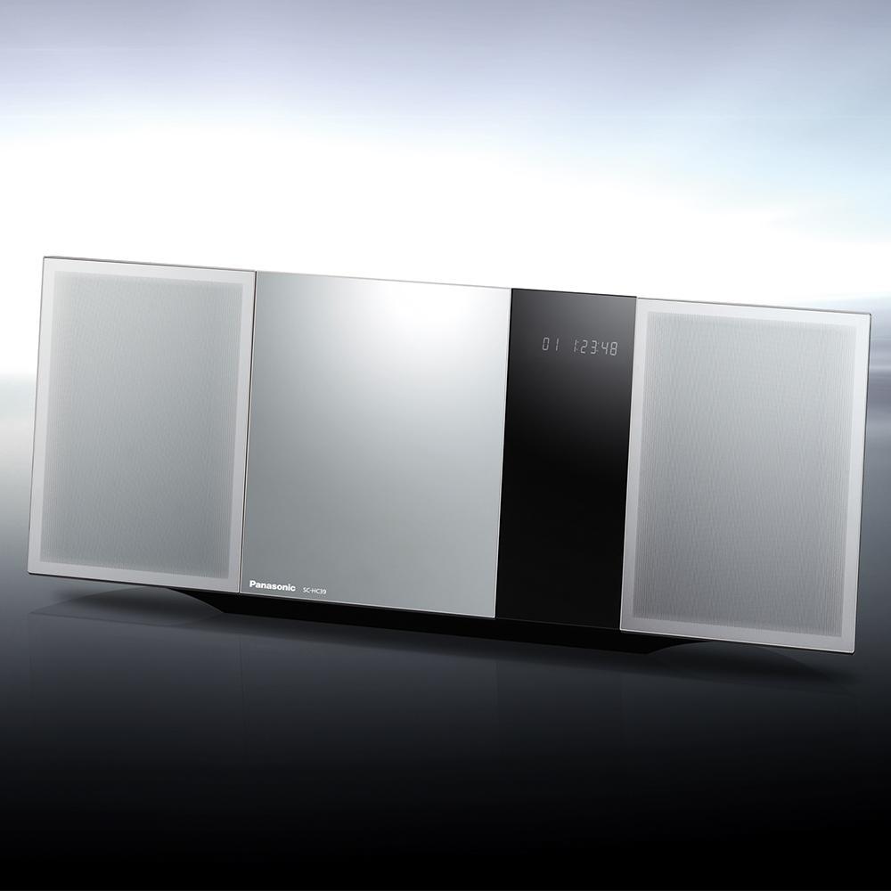 Amazon.com: Panasonic Micro Home Audio Sound System SC
