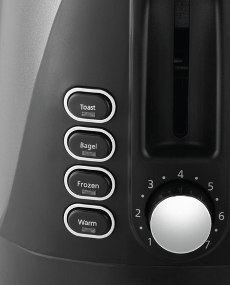 Amazon Com Oster Tssttrjbg1 Jelly Bean 2 Slice Toaster