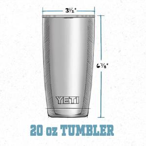Amazon.com: YETI Rambler 30 oz Stainless Steel Vacuum Insulated ...