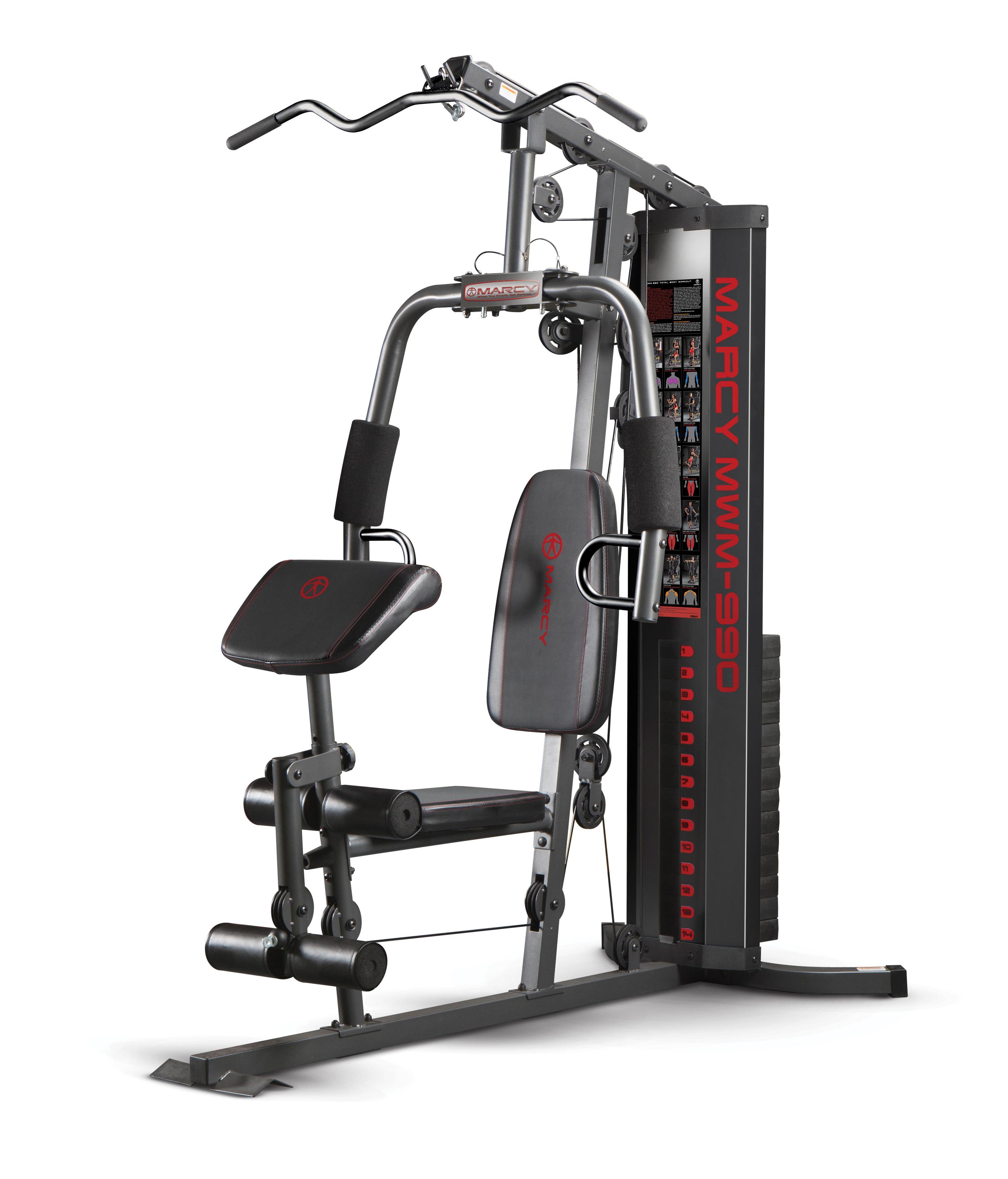 Amazon marcy lb multifunctional home gym