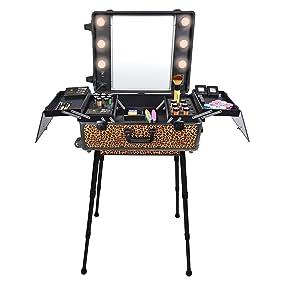 Makeup organizer gold bond bvlgari mia 2 spf 30