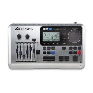 Alesis, DM10 Studio Kit, Drums, Electronic drums, samples, triggers, drum sticks, pads, DM10, module