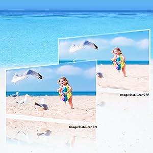 HC-V160 Image Stabilizer