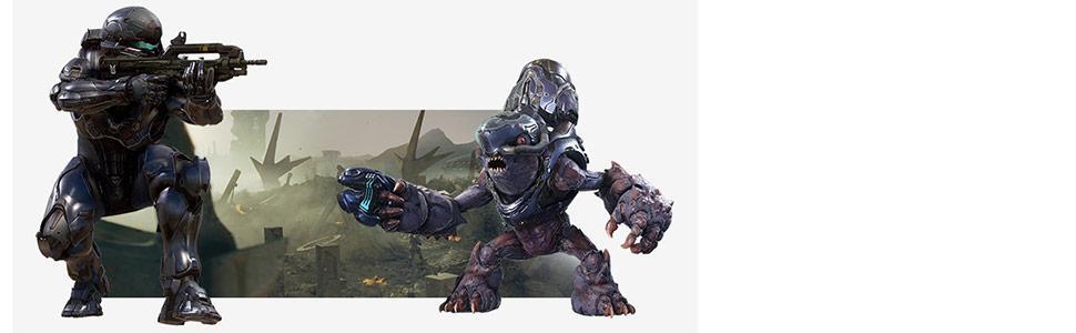 Amazon.com: Halo 5 Guardians - Warzone REQ Bundle - Xbox