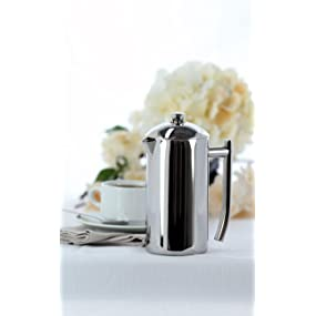 Frieling French Press in polished/mirror finish