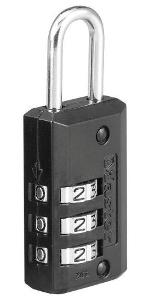 646D Luggage Lock, Set Your Own Combination