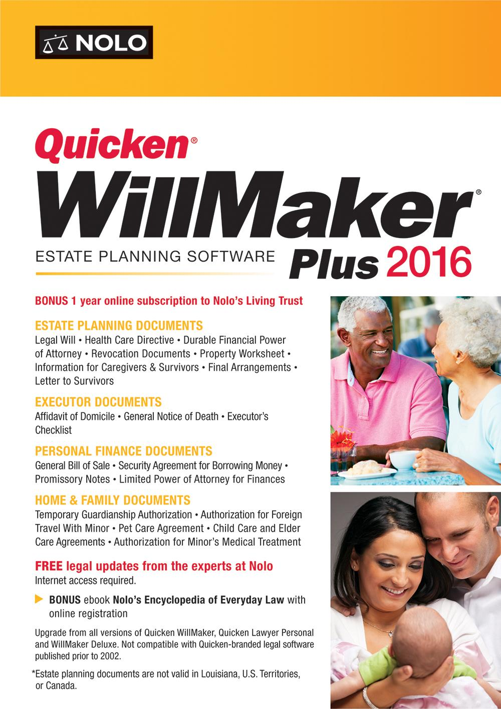 Amazon quicken willmaker plus 2016 software view larger solutioingenieria Image collections