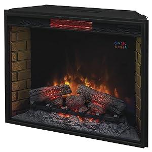 Amazoncom ClassicFlame 33II310GRA 33 Infrared Quartz Fireplace