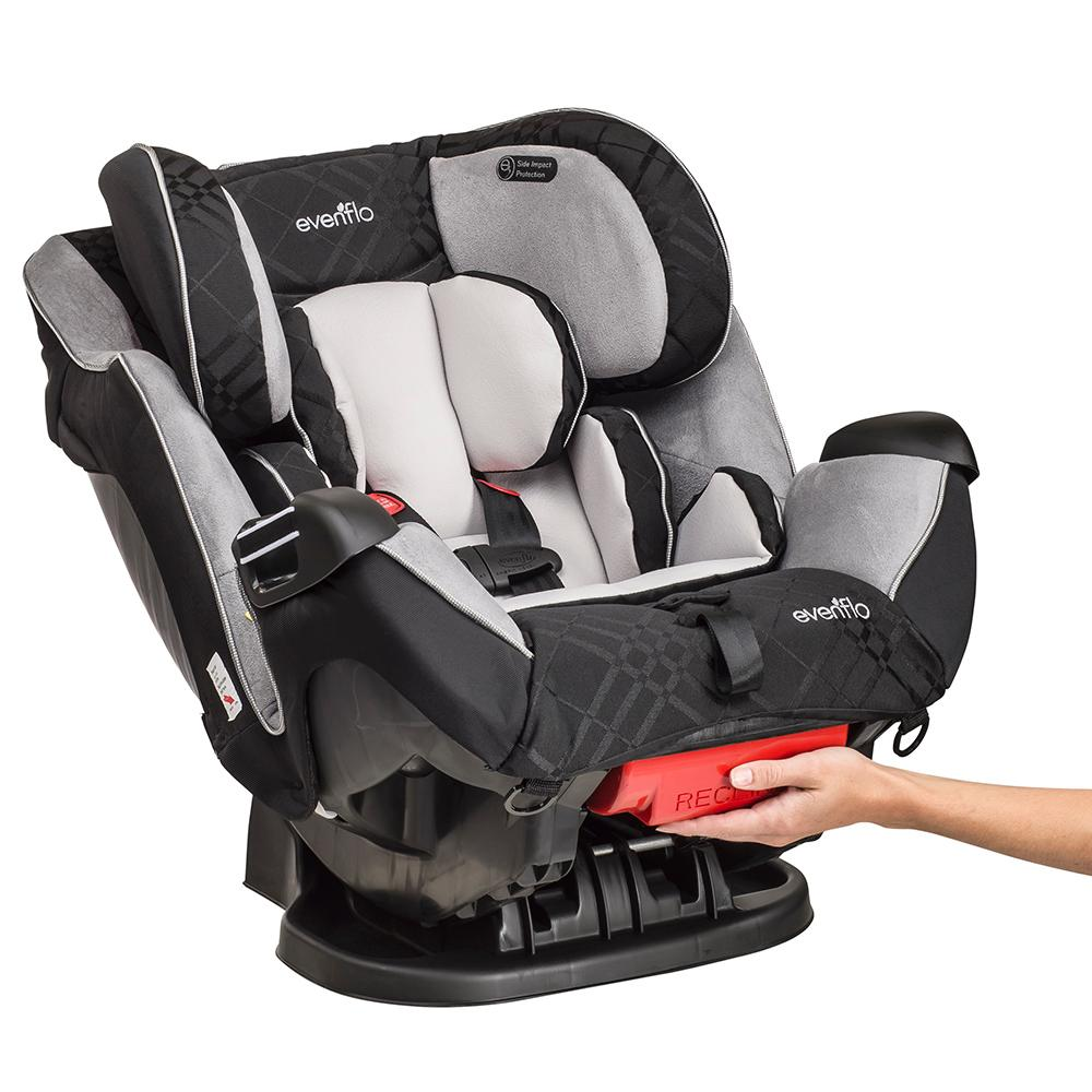 Amazon Com Evenflo Symphony Lx Car Seat Crete Convertible Child