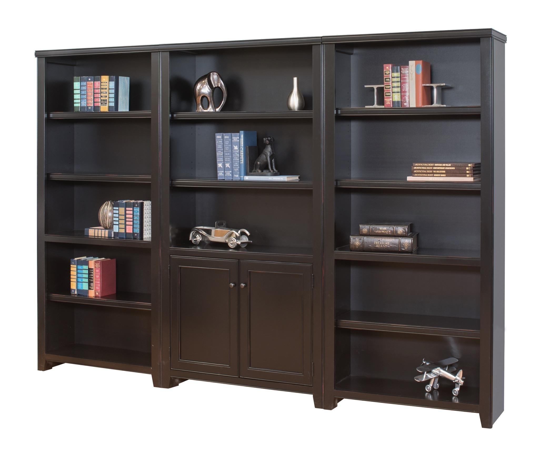 office book shelf office desk bookcase book case bookcase wall amazoncom martin furniture tribeca loft black library bookcase