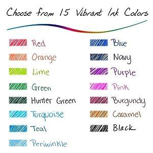 Go Big & Colorful