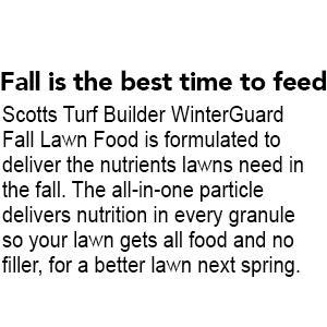 Amazon Com Scotts Turf Builder Lawn Food Winterguard