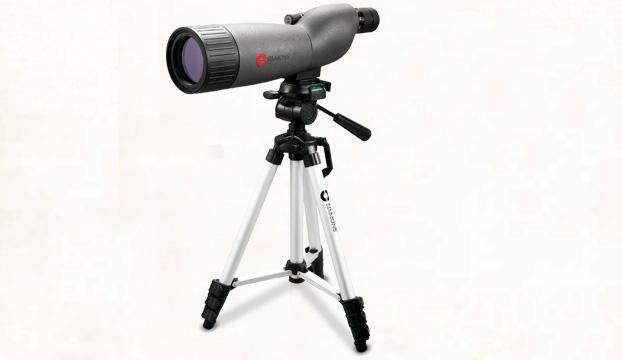 simmons telescope 6450. spotting scope, simmons scope with tripod telescope 6450