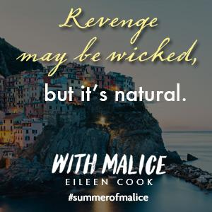 With Malice, We Were Liars, YA Book, Eileen Cook, Summer, Beach Read, Murder, Mystery
