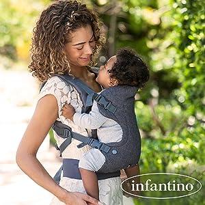 Amazon Com Infantino Flip Advanced 4 In 1 Convertible