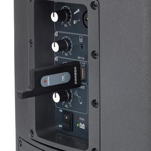 XP106w with Stage XPD1 USB Digital Wireless System