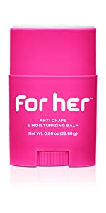 body, bodyglide, body glide, her, women's, rub, chafing