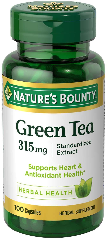 Nature S Wellness Green Tea Extract