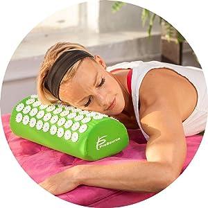 ProSource best acupressure mat, acupuncture treatment, sciatic nerve treatment,