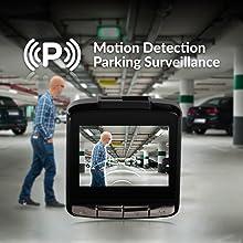 Amazon Com Ivation Dash Cam Gw18 1080p Hd Video Amp Gps