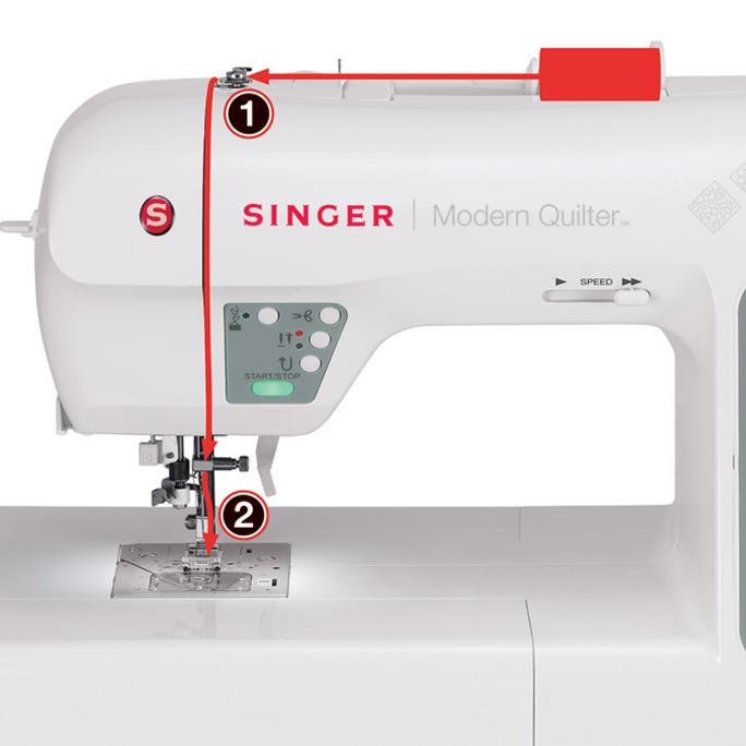 singer modern quilter sewing machine