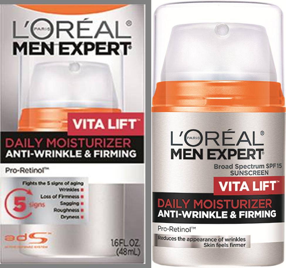 loreal facial product