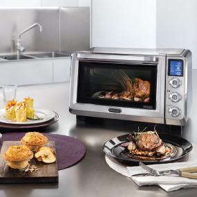 Countertop Oven Delonghi : de longhi livenza oven electric convection oven eo24150m the de longhi ...