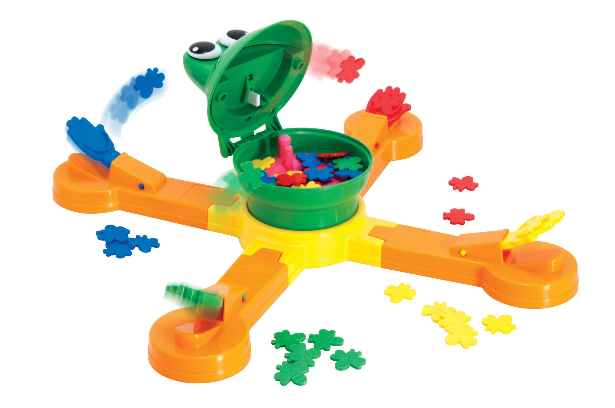 Amazon Mr Mouth Feed The Frog Game Toys & Games