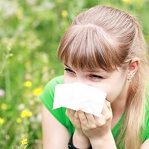 control allergies, control mildew