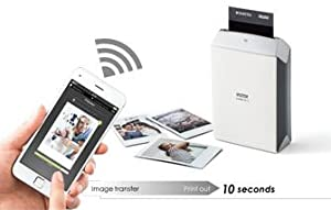 Fujifilm SP-2 Silver Instax Share SP-2 Smart Phone Printer, Silver