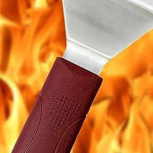 mercer hells handles heat resistant