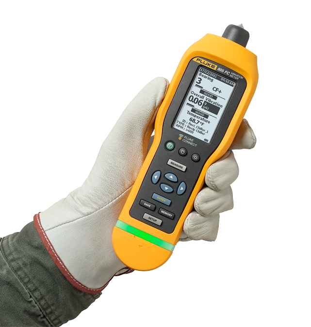 Fluke Test Instruments : Fluke fc vibration meter amazon home improvement