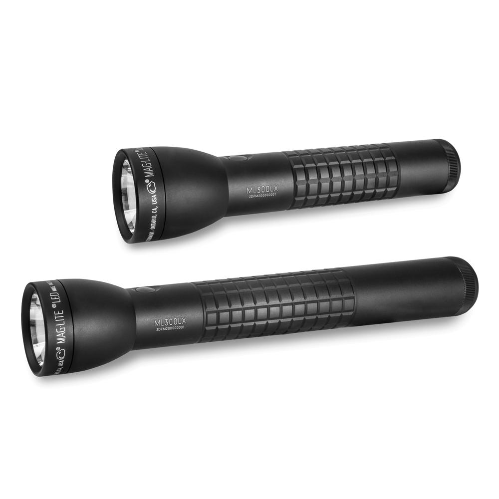 maglite ml300lx led 3 cell d flashlight matte black. Black Bedroom Furniture Sets. Home Design Ideas