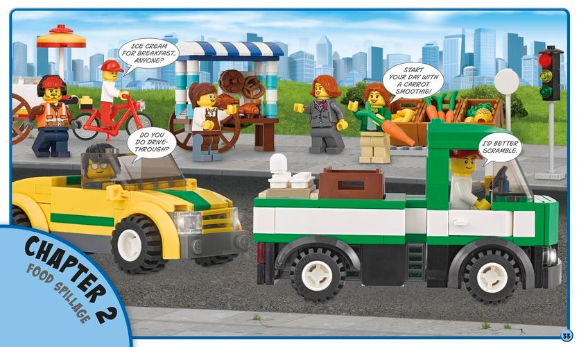 Lego Build Your Own Adventure City
