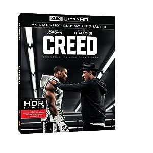Creed 4K Blu-ray Disc