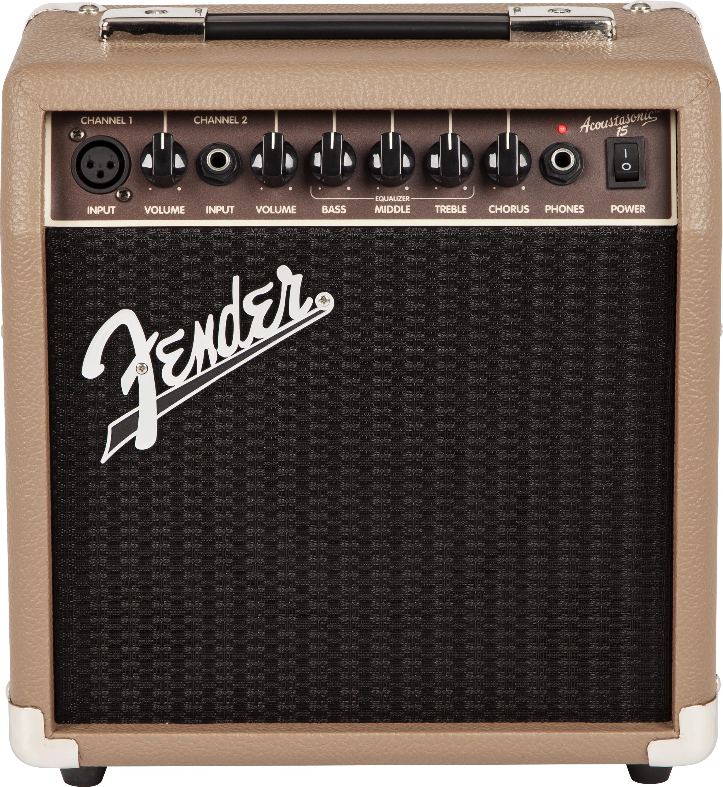 Fender Electric Acoustic Amps Not Lossing Wiring Diagram Guitar Amazon Com Acoustasonic 15 Watt Rh Pro Amp