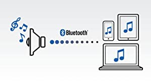 Philips BT3500 Wireless portable Bluetooth Speaker - Wireless music streaming