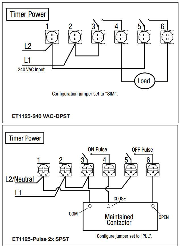 bf89047e ff30 413f 9c1f c33dda5dd420._CB525816180_ intermatic et1115cr 24 hour 20 30 amps spdt electronic time switch intermatic p1353me 240v wiring diagram at creativeand.co