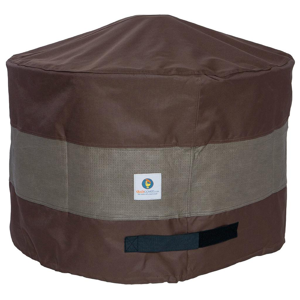 "Amazon.com : Duck Covers UFPR5024 Ultimate Round Fire Pit Cover, 50"" D"