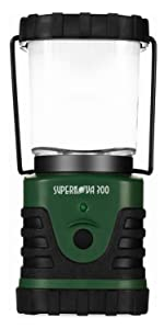 Camping Lantern Supernova LED Battery Emergency
