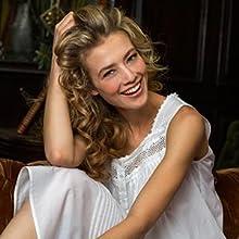 Eileen West, SLeeveless gown, nightgown