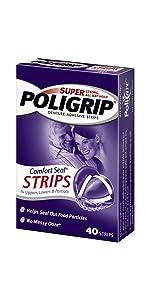 Amazon.com : Super Poligrip Zinc Free Denture Adhesive Cream, 2.4 ...