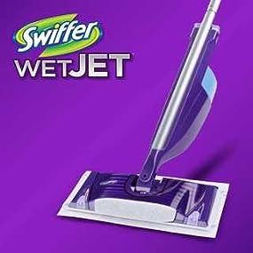 Amazon Com Swiffer Wetjet Spray Mop Floor Cleaner