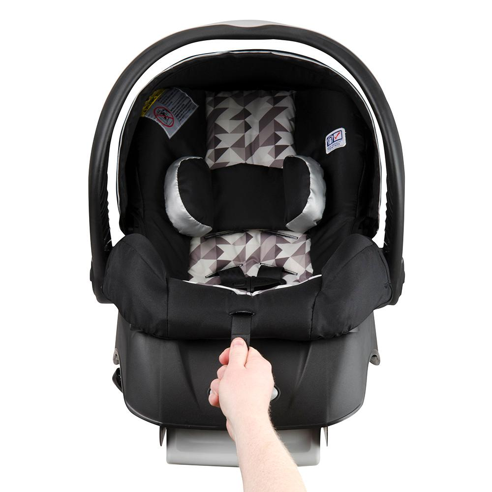 evenflo embrace lx infant car seat penelope ebay. Black Bedroom Furniture Sets. Home Design Ideas