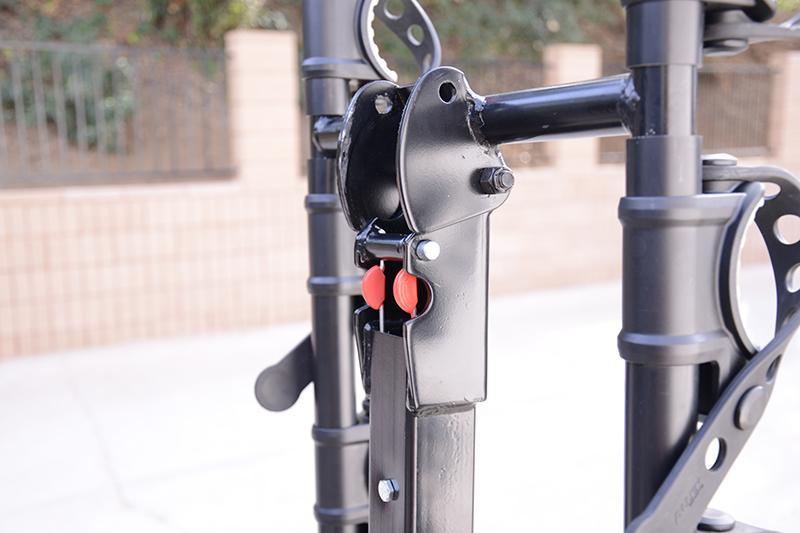 amazoncom allen sports premier hitch mounted  bike carrier automotive bike racks automotive